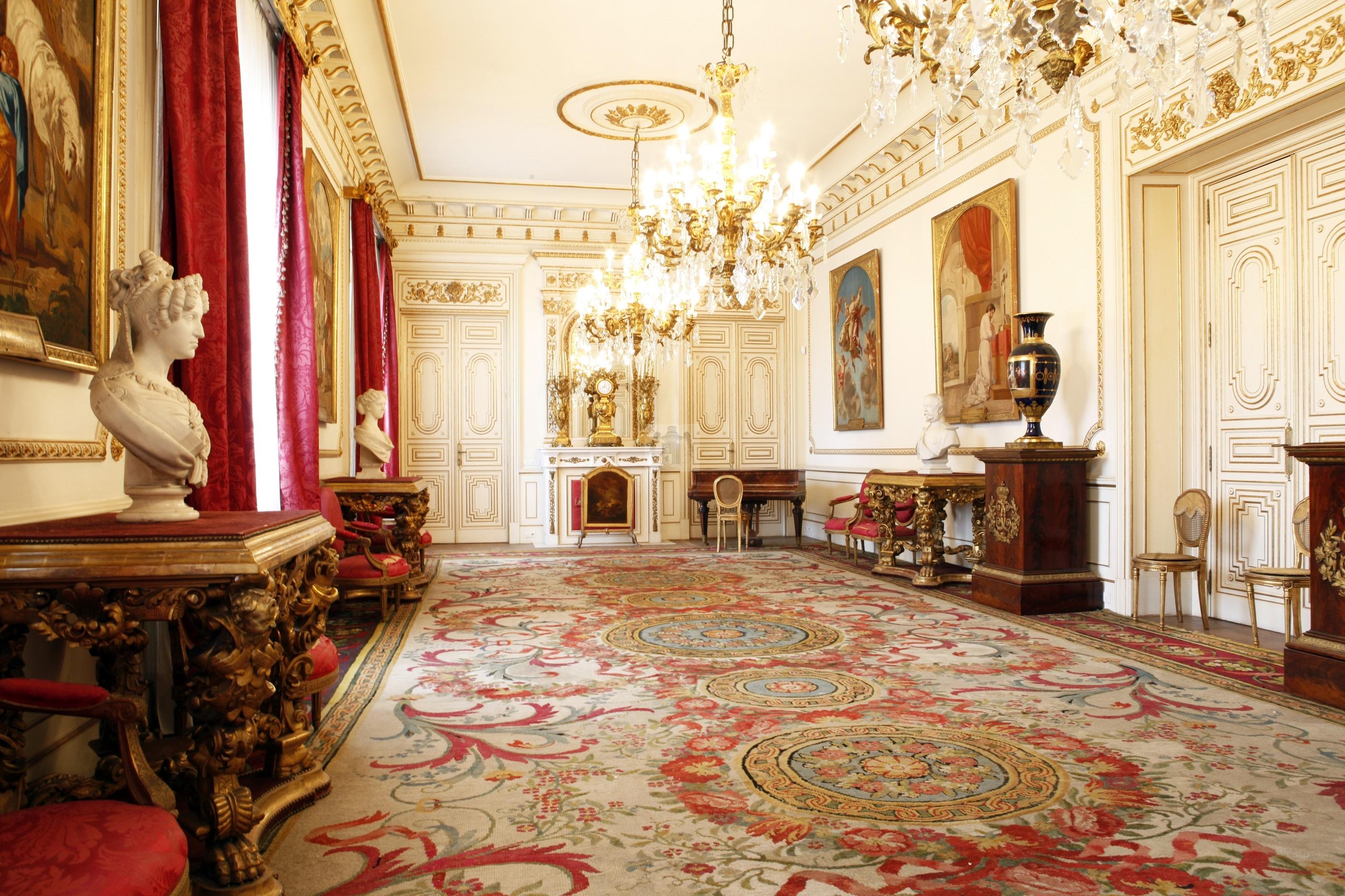 Historia palacio de villahermosa for Casa de los azulejos villahermosa